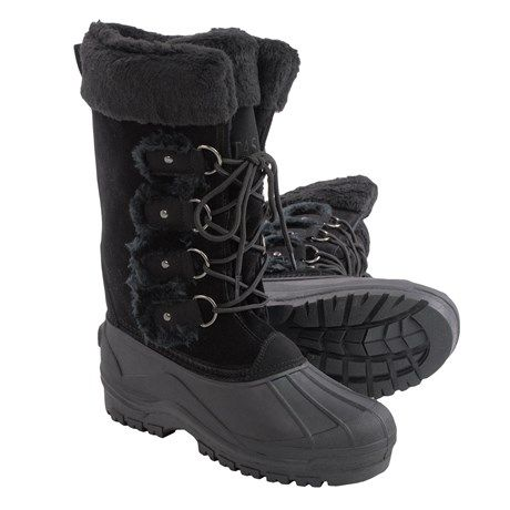 Itasca Marais Snow Boots - Waterproof, Insulated (For Women))
