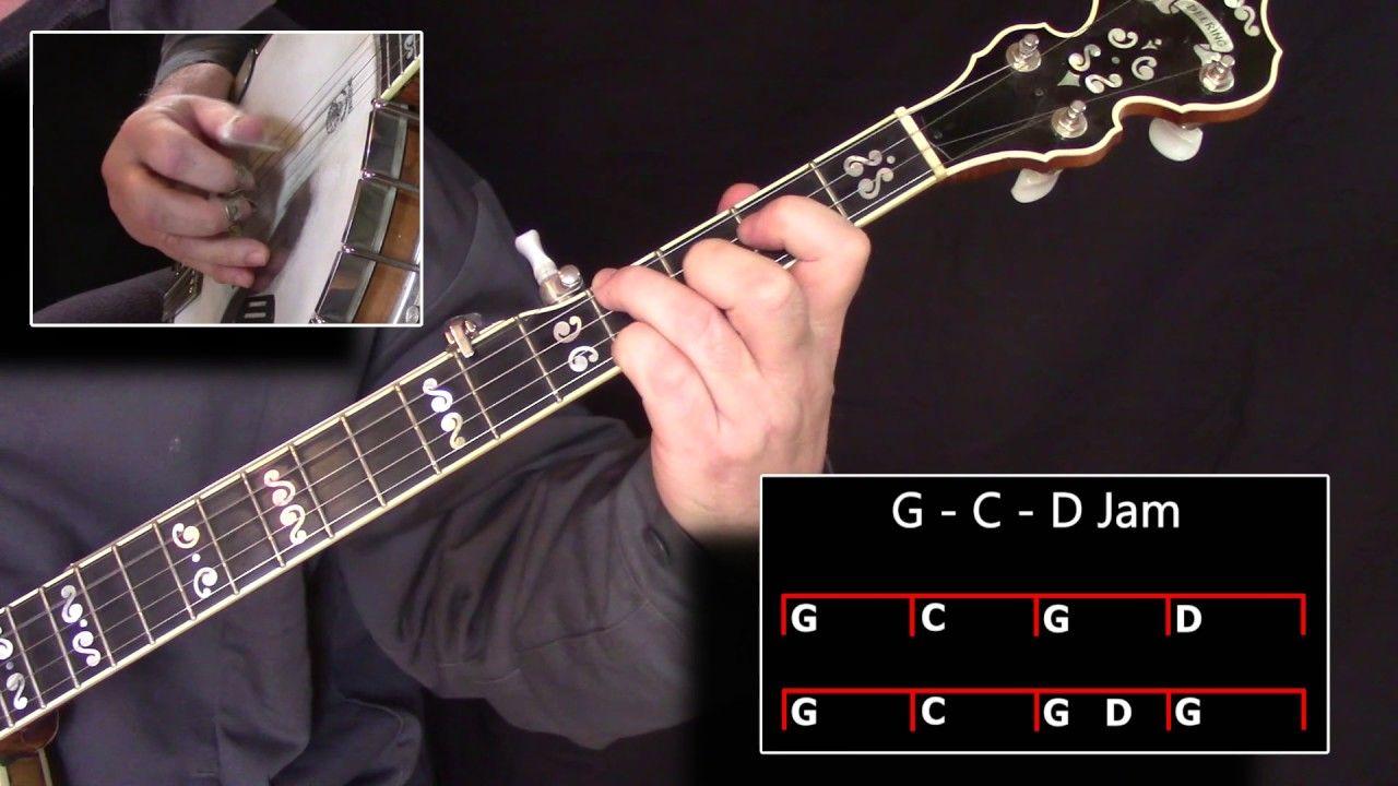 Smokin Hot Blues Licks on the Banjo! YouTube Banjo