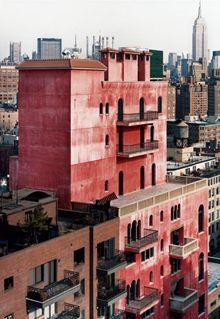 Palazzo Chupi, Greenwich Village.