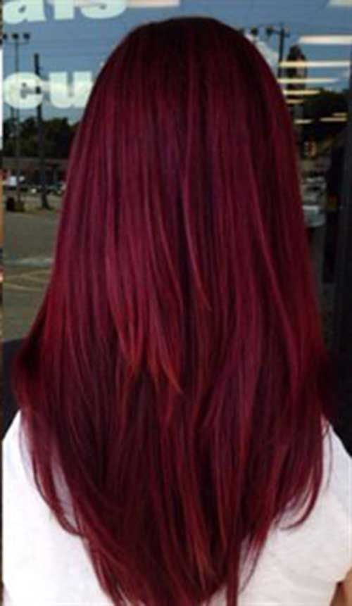 63 Yummy Burgundy Hair Color Ideas: Burgundy Hair Dye Tips & Tricks 63 Yummy Burgundy Hair Color Ideas: Burgundy Hair Dye Tips & Tricks Hair Color maroon hair color