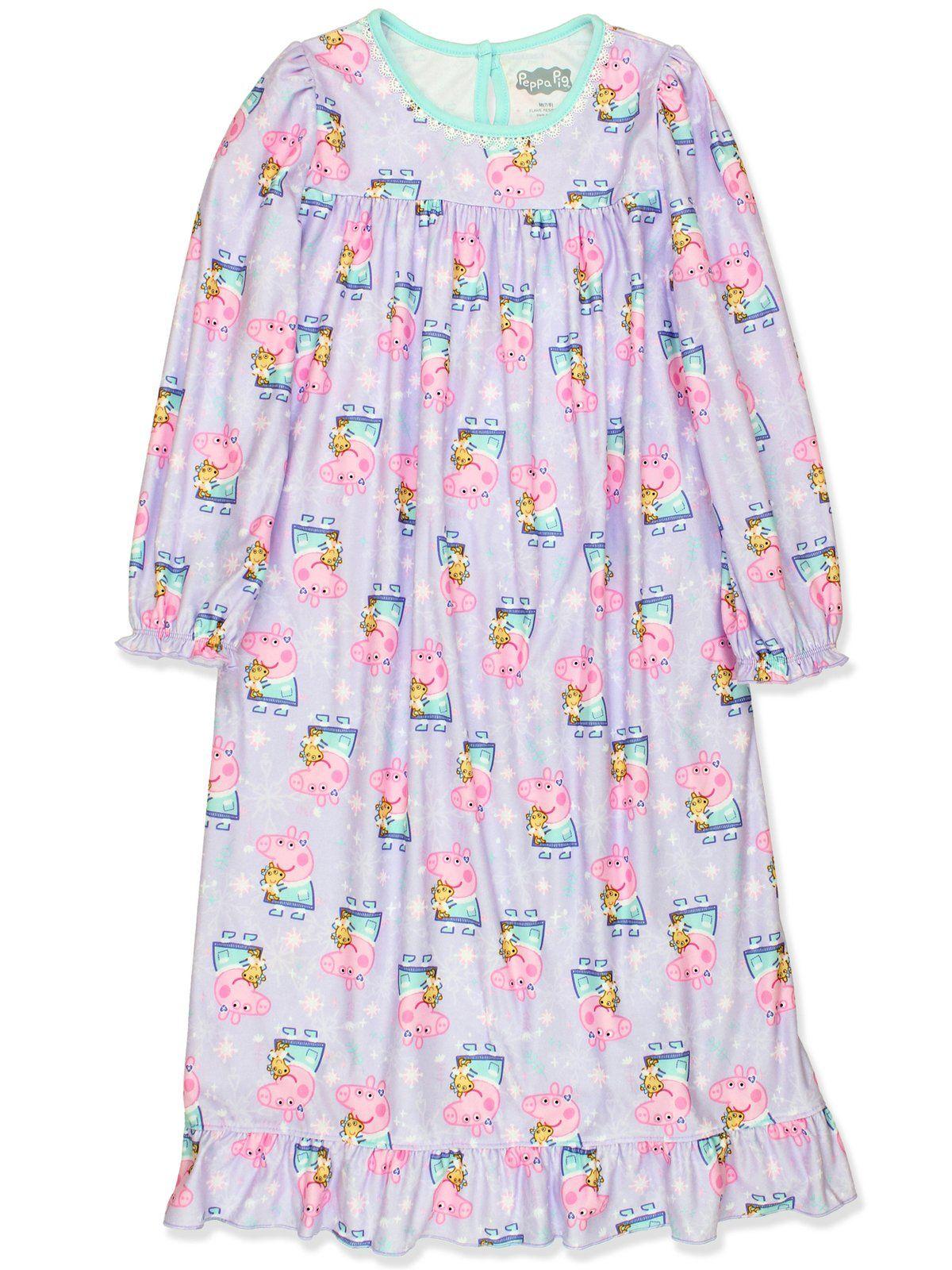 Peppa Pig Girls Night Night Pyjama