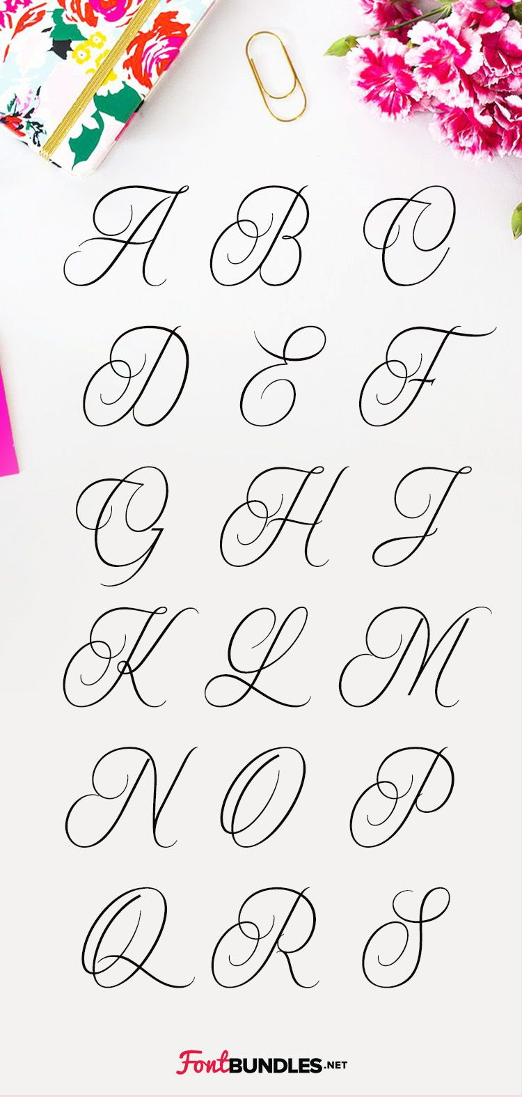 FREE script font to download for commercial use. Use this