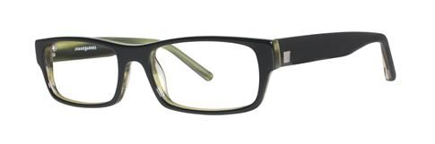 Jhane Barnes Eyewear - Ordinal. Available in black, blonde and grey.