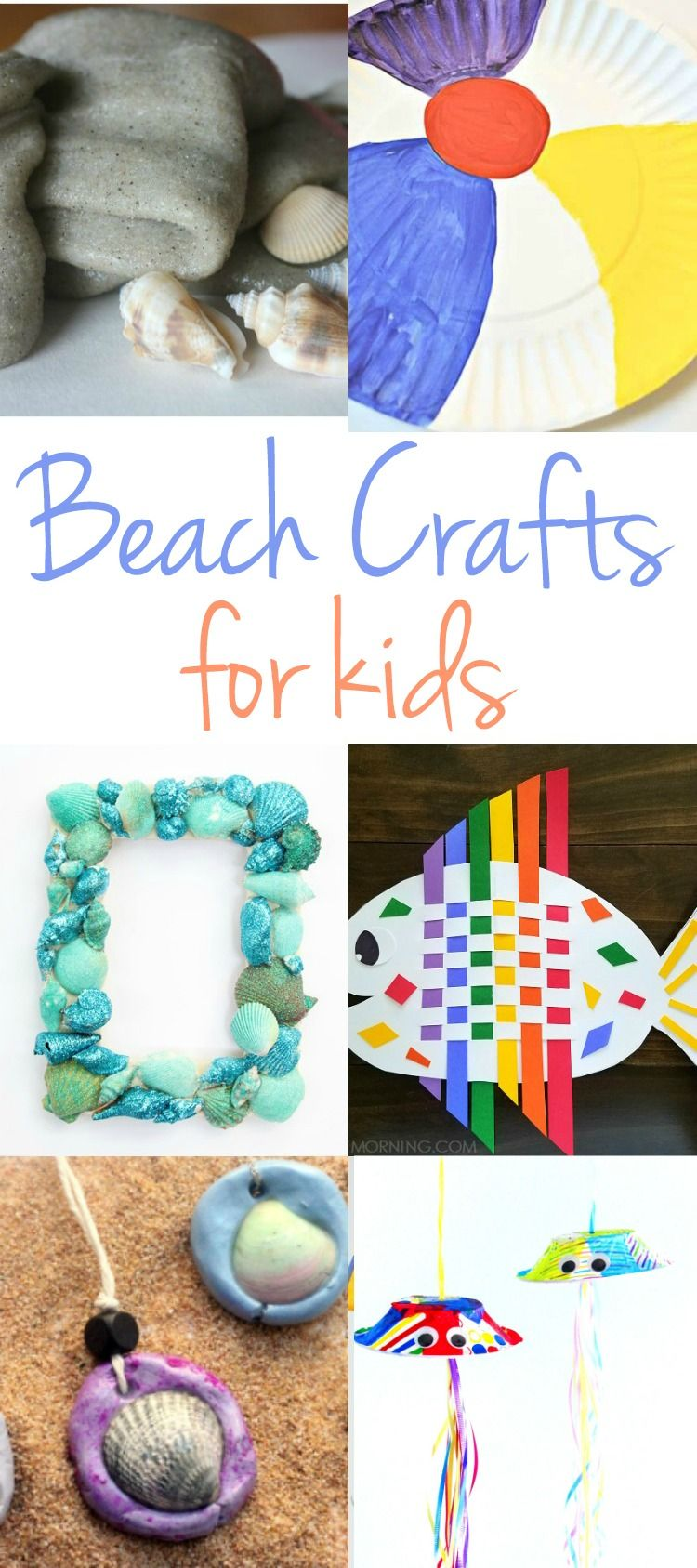 Perfect Beach Themed Crafts For Kids Beach Crafts For Kids Beach Activities Kids Beach Themed Crafts