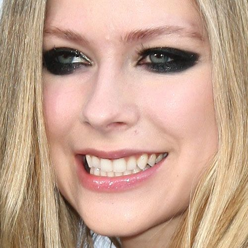 how to do avril lavigne eye makeup
