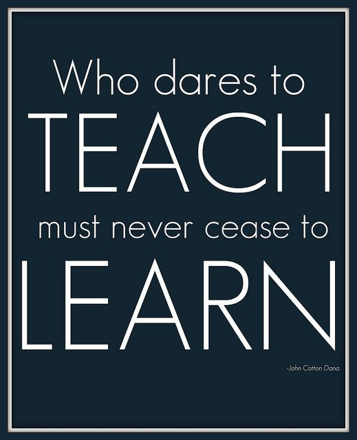 35 Inspirational Quotes for Teachers | Professional development ...