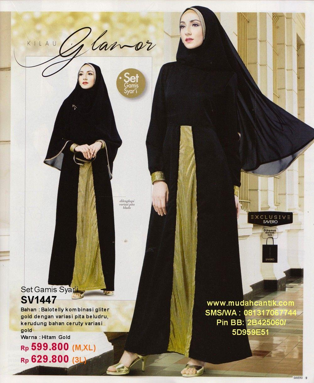 Model Gamis Batik Orang Tua  Fashion, Nun dress, Model
