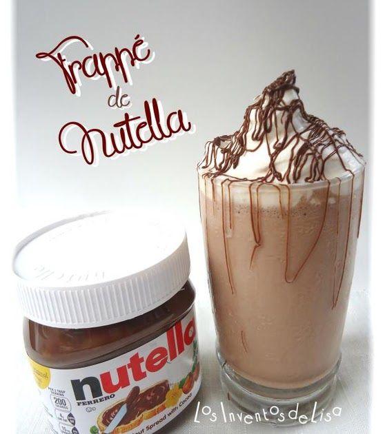 Frappé de Nutella