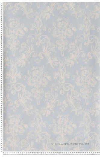 Papier peint baroque papier peint direct vente decoration murale et tapiss - Ikea tapisserie murale ...