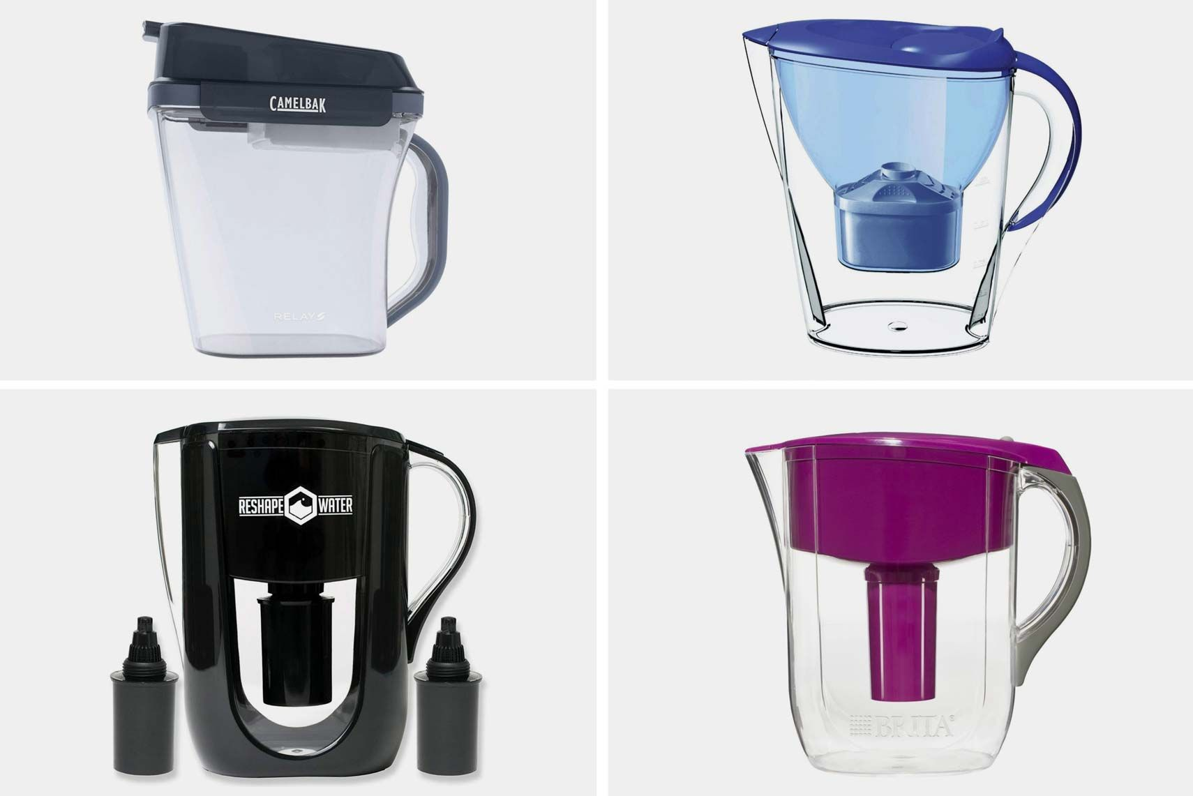 The 15 Best Water Filter Pitchers Improb Best Water Filter