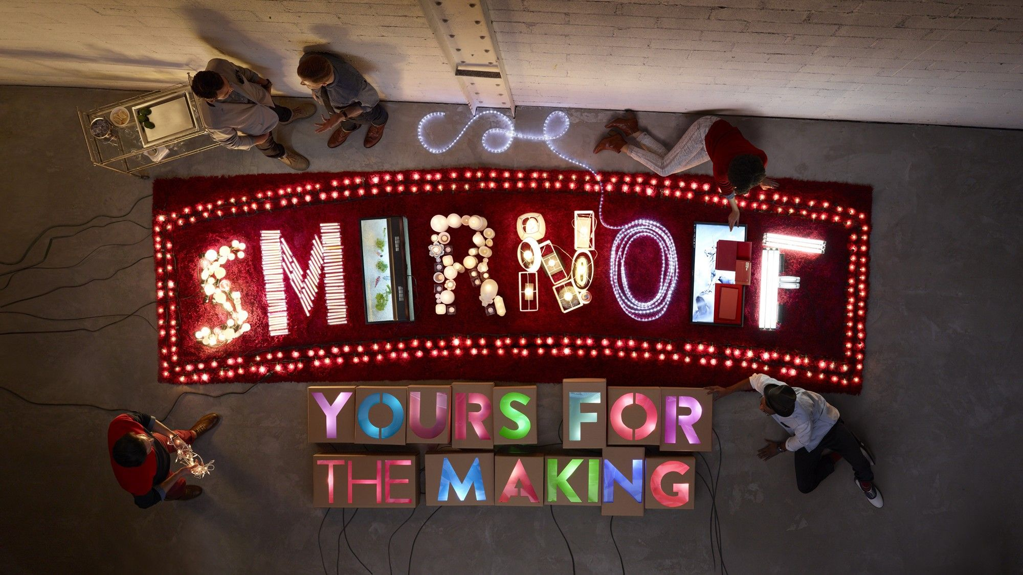 Smirnoff - Yours For The Making