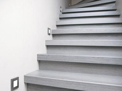 Traprenovatie hafa laminaat diopter pinterest trap for Wat kost een trap