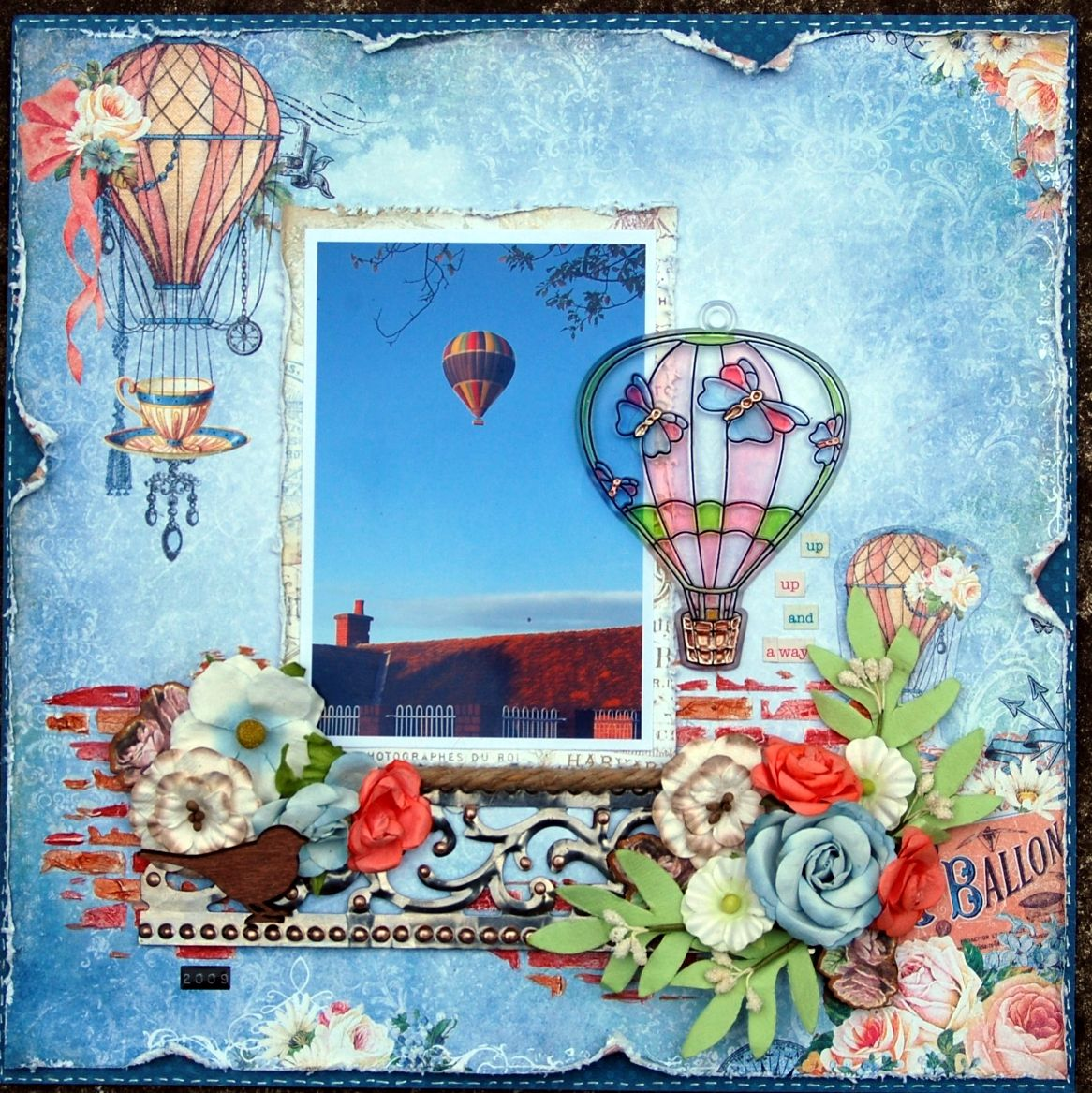 Swirlydoos Blog Hop and Reveal for October. Blue Fern Studio 'Autumn Anthology'  My Crafty Madness  http://shabbypapers.blogspot.co.uk/