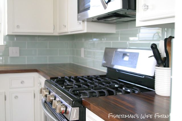 Fisherman S Wife Furniture Kitchen Reveal Diy Kitchen Remodel