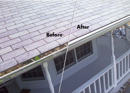 gutter systems in hot springs