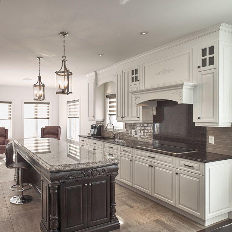 Fabricant de cuisines cuisines beauregard cuisines for Cuisines classiques