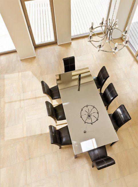 Cerdomus #Lefka Gold 40x60 cm 56990 #Feinsteinzeug #Marmor #40x60 - küche fliesen boden