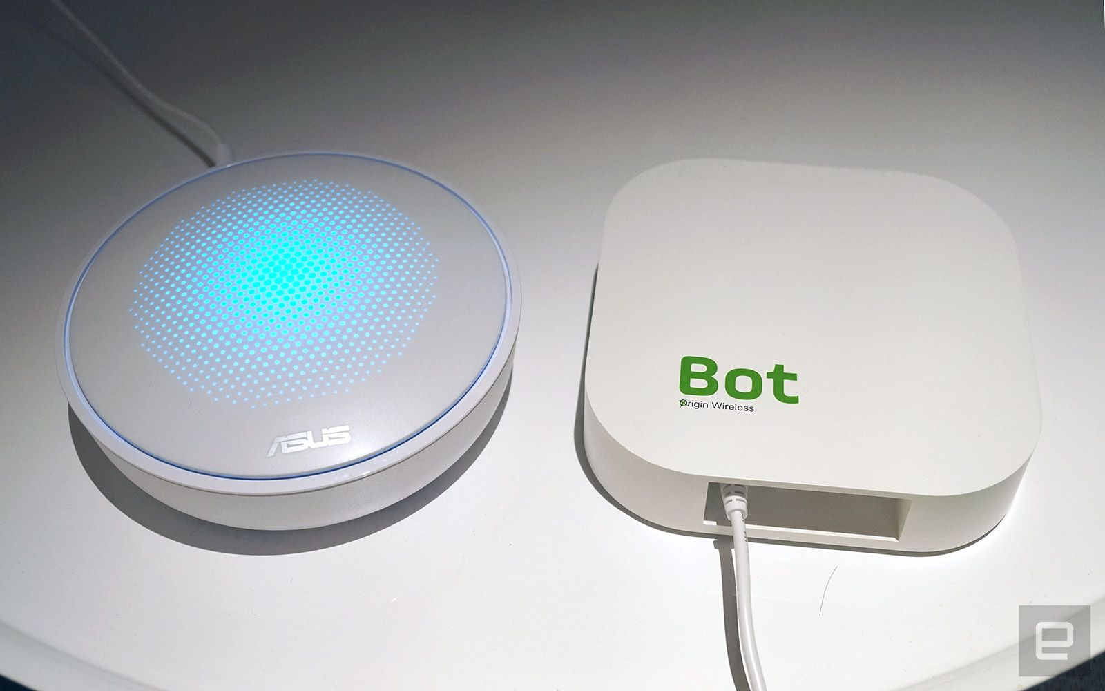 This mesh WiFi router can track motion to protect your