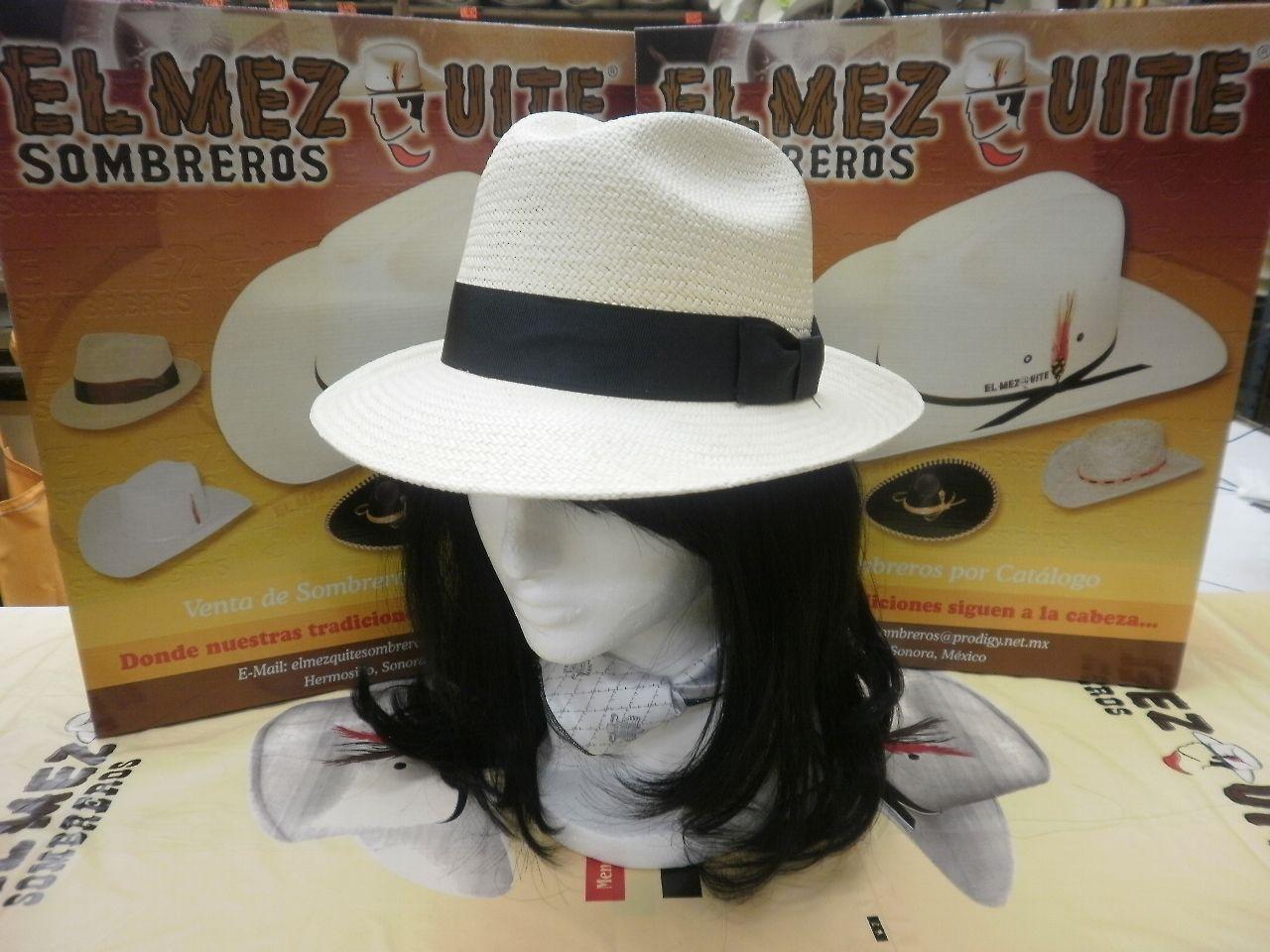 Fedora panamá black ribbon tallas eg natural talla sombreros de sonora jpg  1280x960 Caballo pinto talla f1e39df0833