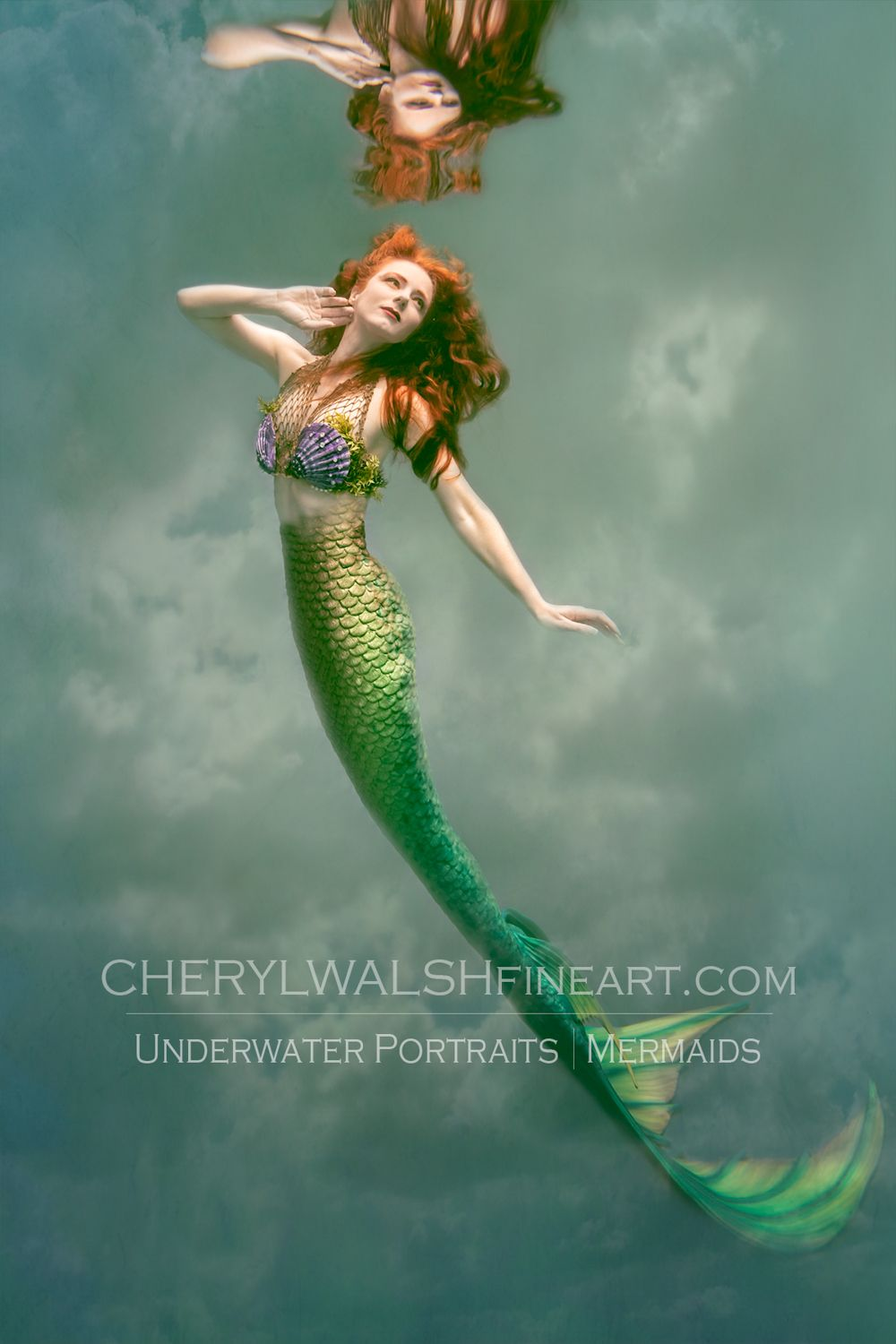 Bask In Ethereal Beauty Of Cheryl Walsh Underwater
