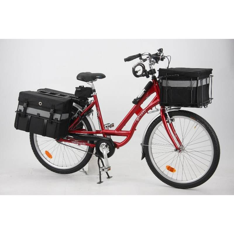 Neuzer Transportrad Da 26 1n Rot Touring Bike Bicycle