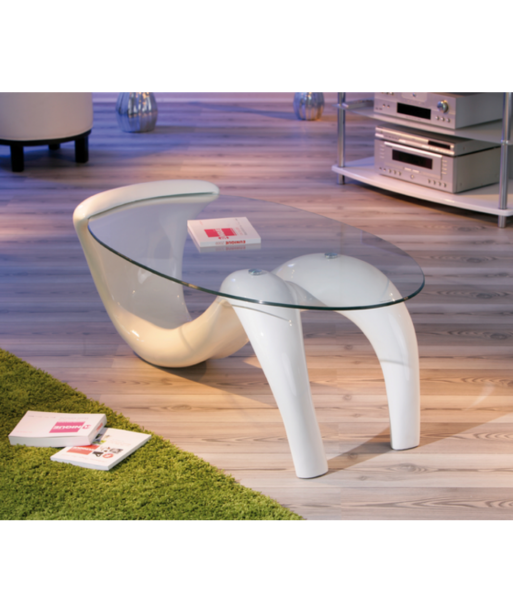 Bella Coffeetable Is Finished In White High Gloss And Comes With Very Elegantly Crafted Curved Base Thi Unusual Coffee Tables Coffee Table Glass Coffee Table [ 1194 x 1000 Pixel ]