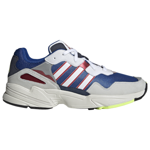 Photo of adidas Originals Yung-96 Casual Running Shoes – Blue / White Navy