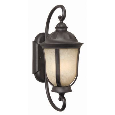 Craftmade Frances II 2 Light Outdoor Wall Lantern