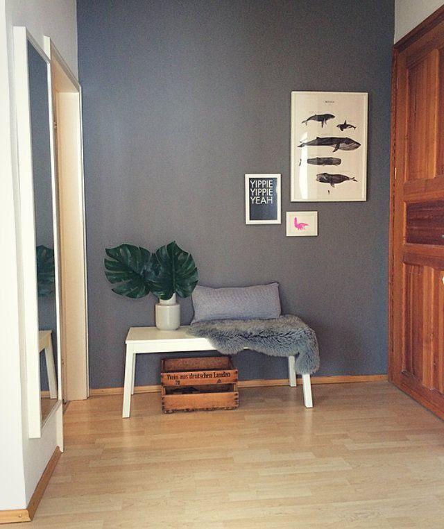 Flure Haus Deko Und Flur Design: , Flur, Eingangsbereich, Wandgestaltung,