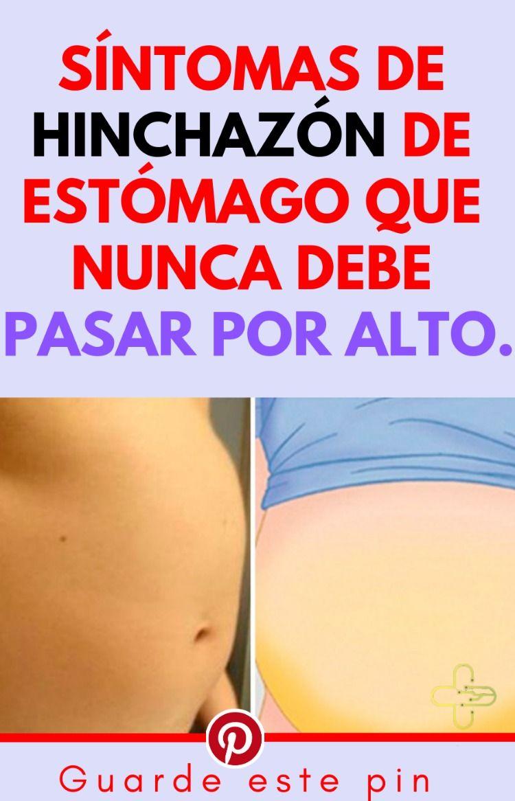 cancer hinchazon abdominal