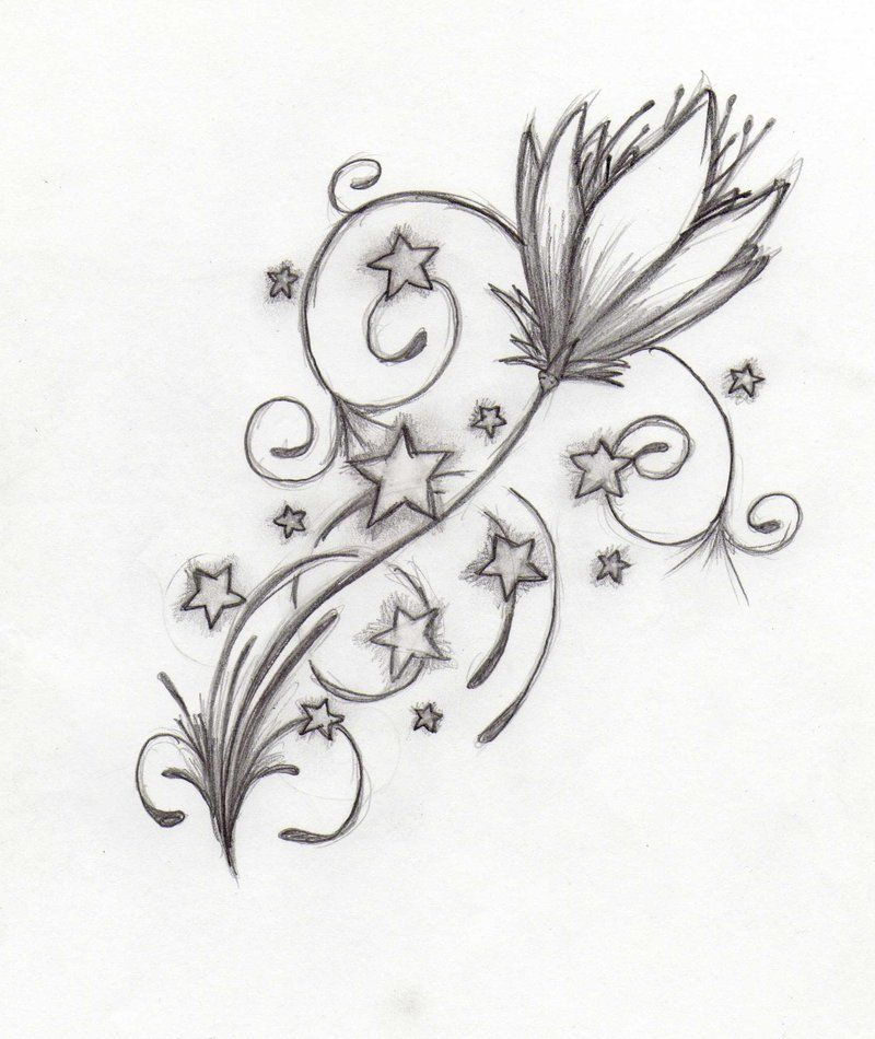 Tattoo Design Flower Flower Tattoo Designs Flower Drawing Design Flower Tattoo Drawings
