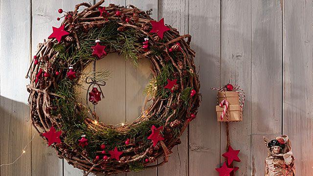 Ideen Für Die Weihnachtsdeko 2014 (Quelle: Depot)