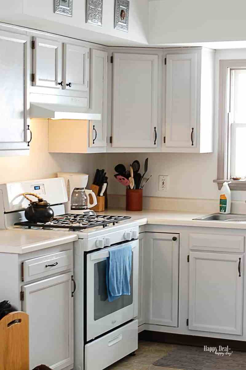How To Paint Kitchen Cabinets Without Sanding Kitchen Cabinets Kitchen Paint Painting Cabinets