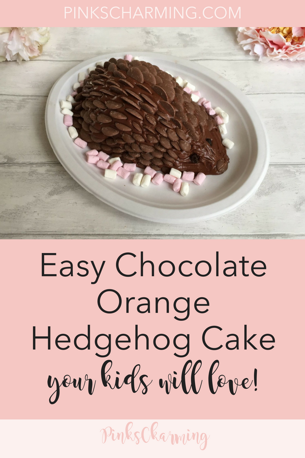 How To Make The Classic 80s Harriet Hedgehog Birthday Cake Easy