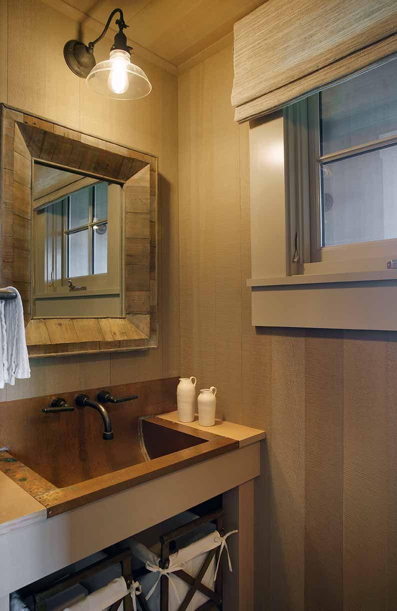 Badezimmer ideen bauernhaus gorgeous beach house in massachusetts with barnlike details