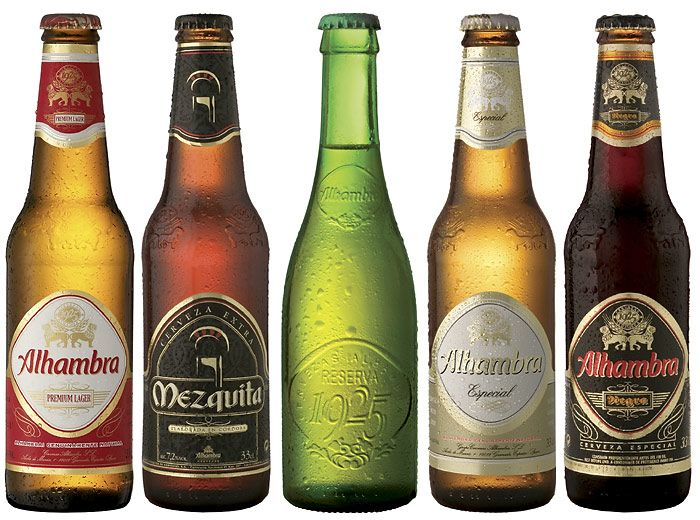 how to say beer in spanish
