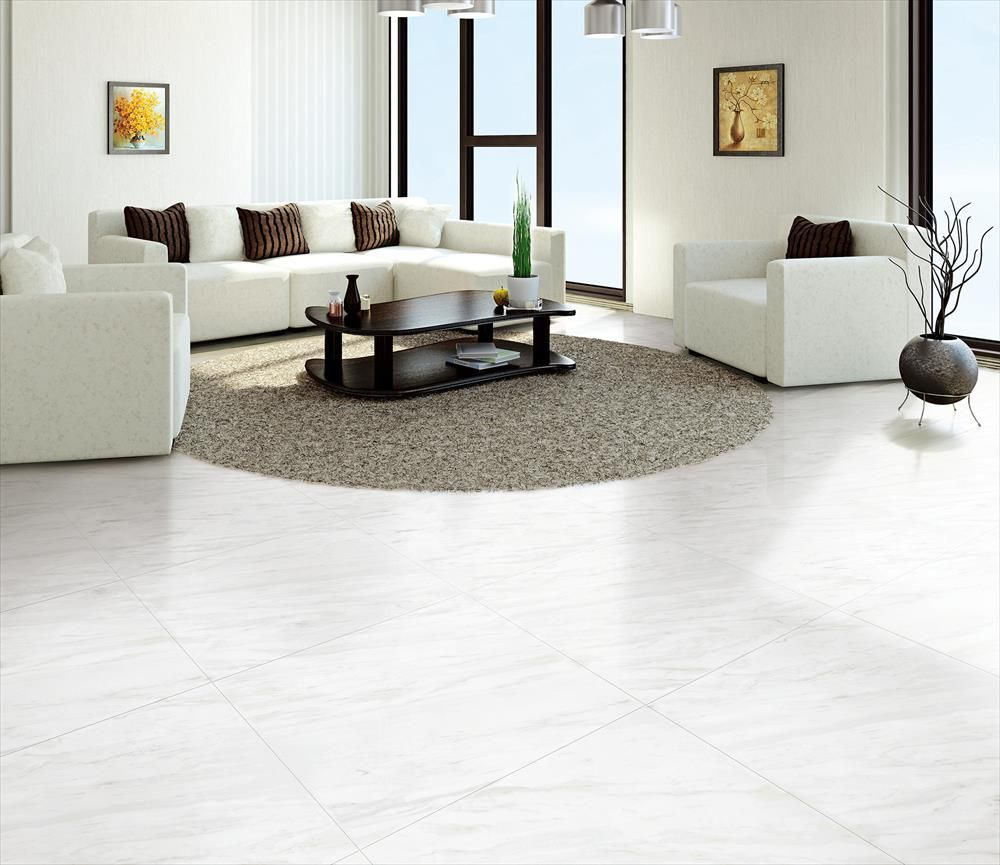 Porcelain Tile - Carrara Venato Series | Porcelain tile, Carrara and ...
