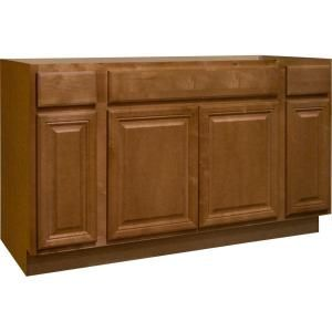 Best Hampton Bay 60X34 5X24 In Sink Base Cabinet In Cambria 400 x 300