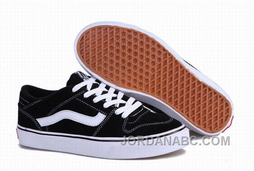 mens vans low top