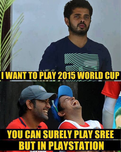 I want to Play 2015 Cricket World Cup Facebook Pictures