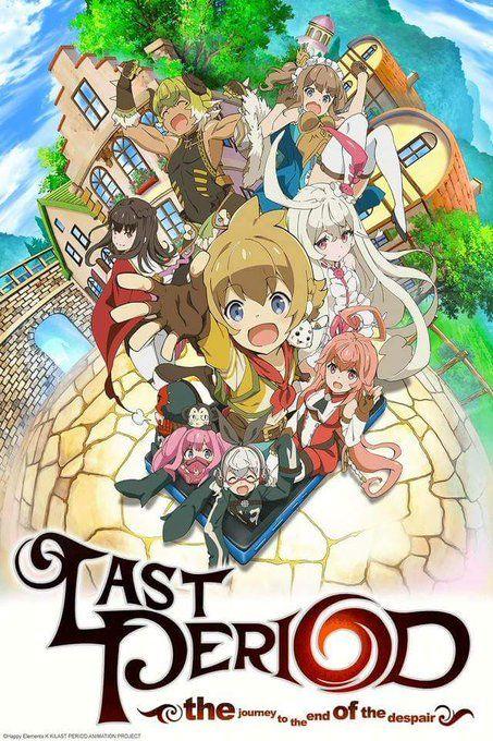 Last Period Owarinaki Rasen no Monogatari [HD 1080p