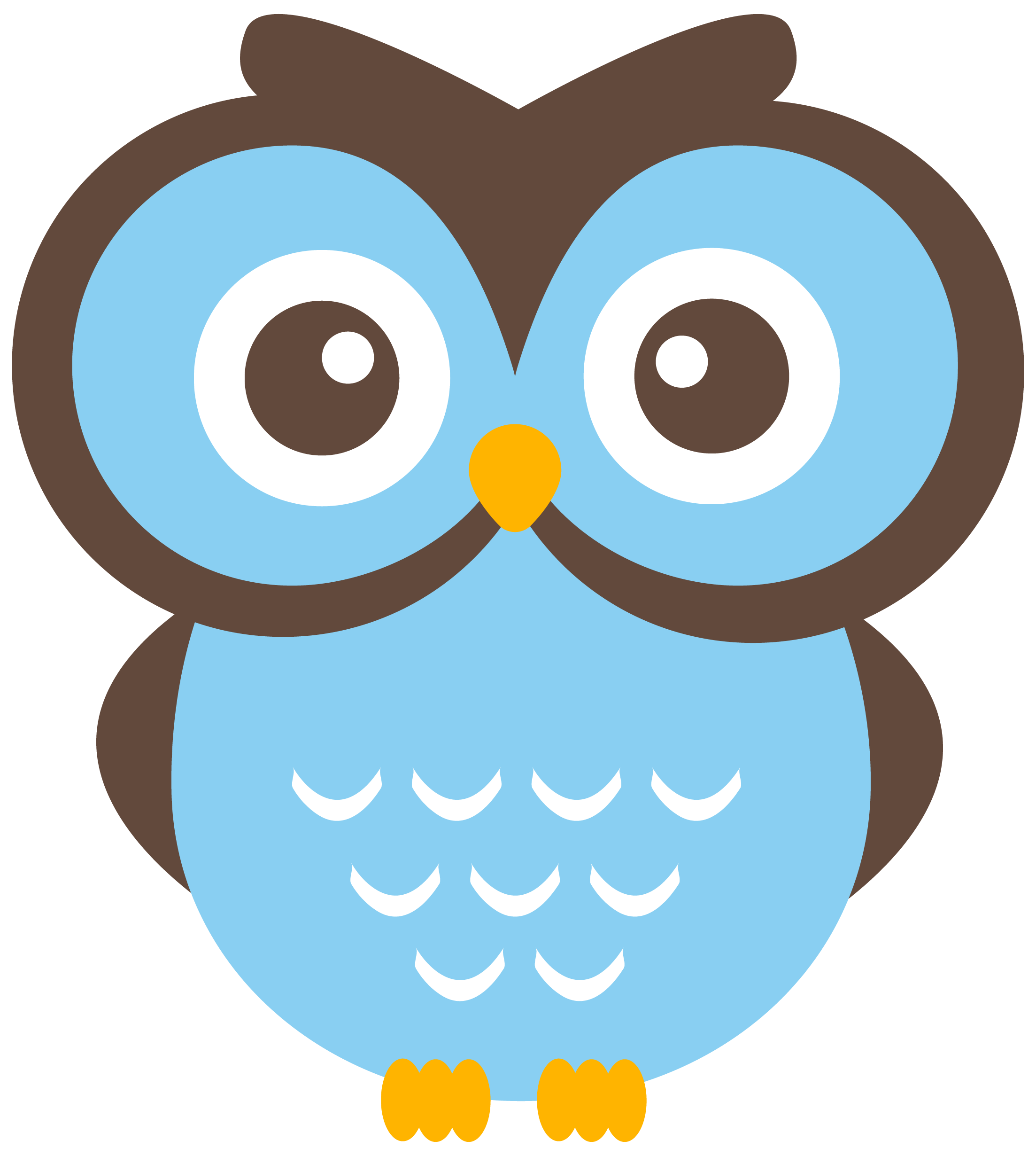 Owls on owl clip art owl and cartoon owls image 5 for A cartoon owl