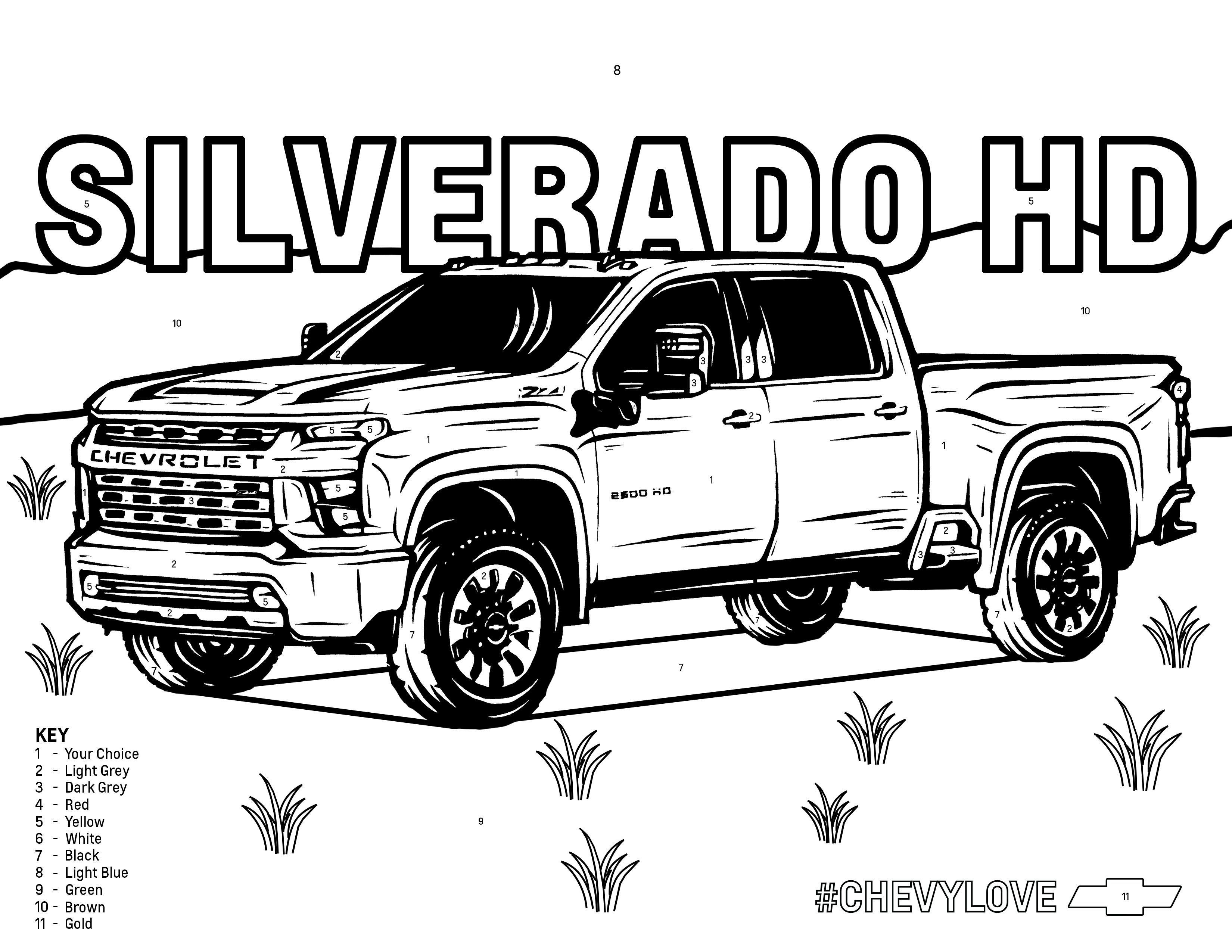 5 Chevy Silverado HD  Chevy silverado hd, Silverado hd, Truck
