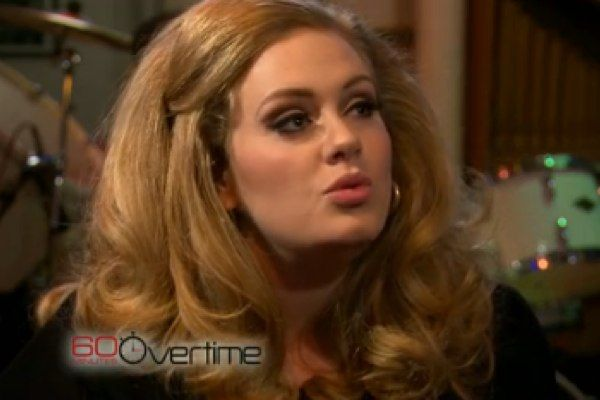 Adele Sings 'Rolling In The Deep' A Cappella For Anderson Cooper [VIDEO]