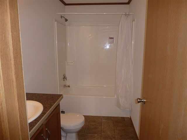 Showers for Mobile Homes Bathrooms | Manufactured Home and Mobile ...