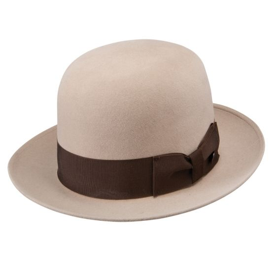 d350d92ac Grand Central - Stetson Silverbelly Royal Deluxe Fur Felt Fedora Hat ...