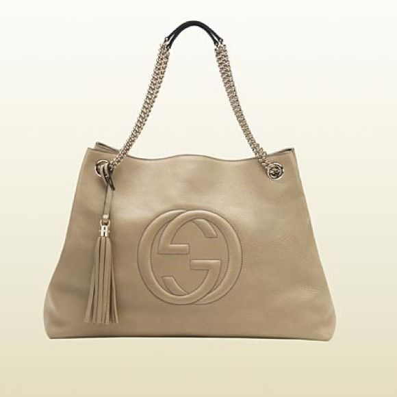 925ab6b655d Gucci - soho leather tote 308982A7M0G6812