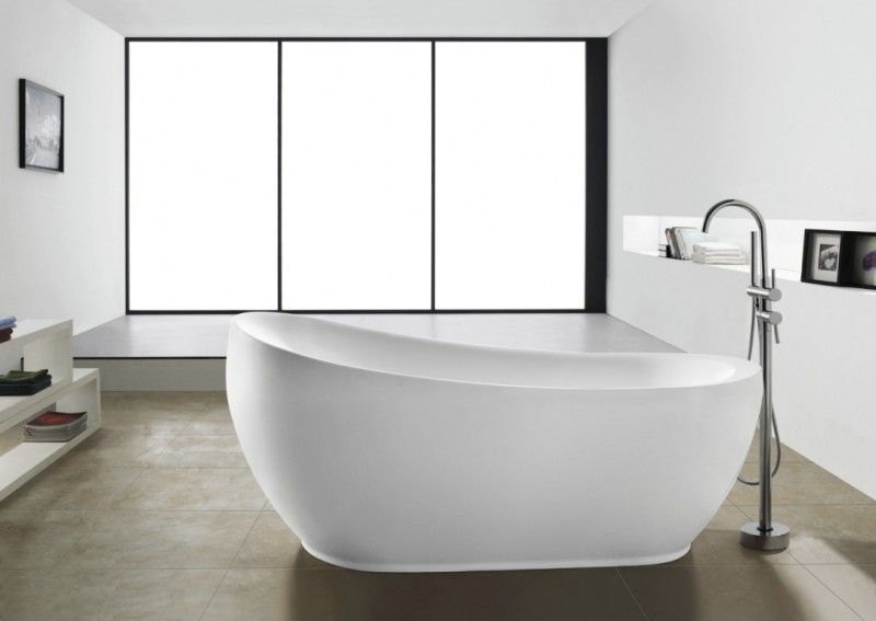 Freistehende Badewanne Die Vor und Nachteile von Freistehende