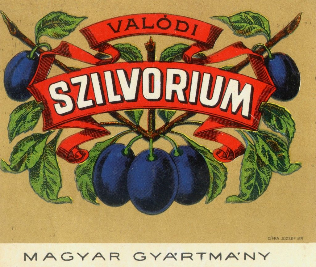 Hungarian palinka - sure to keep out the cold