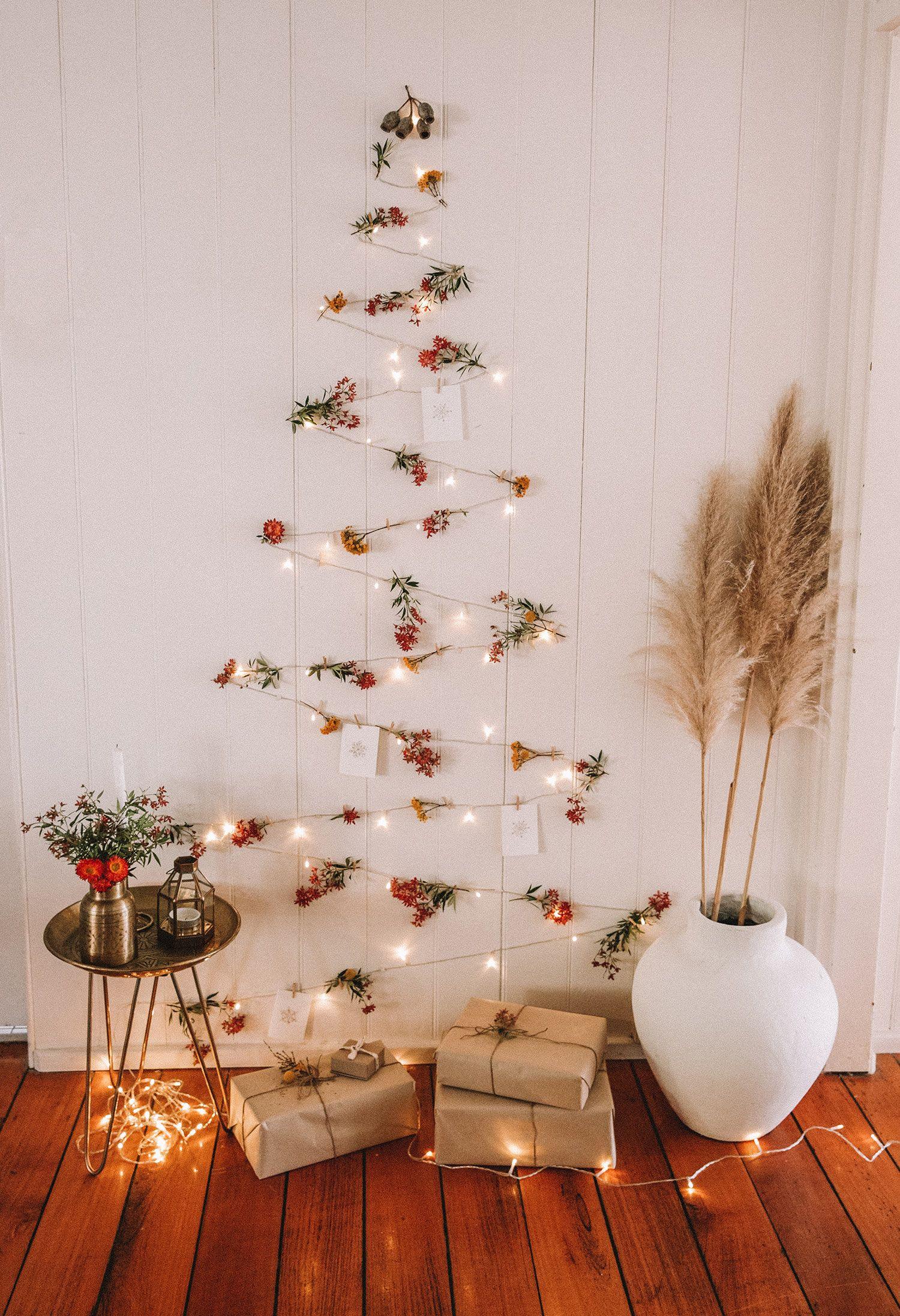 DIY Fairy Light Xmas Tree – Spell & the Gypsy Collective